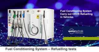 Weiss fuel conditioning system