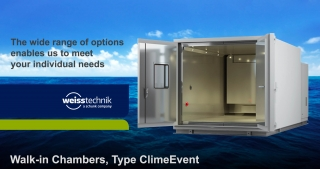 ClimeEvent, Walk-in test chamber_2, Weiss Technik
