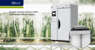 Growth chamber fitotron SGC