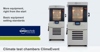 Climate test chambers ClimeEvent, Weiss