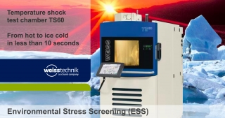TS60, ESS, temperature shock test chambers