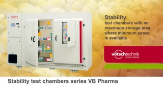 Stability test chamber VB Pharma