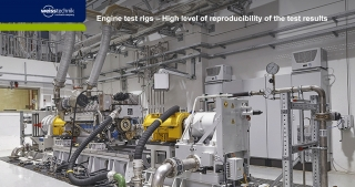 Engine test rigs, weistechnik