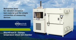 ShockEvent D temperature shock test chamber