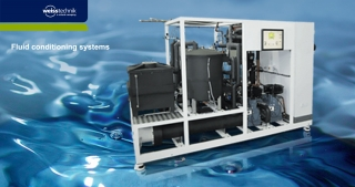 Fluid conditioning systems, Weiss