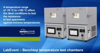 Bench top LabEvent test chambers_1