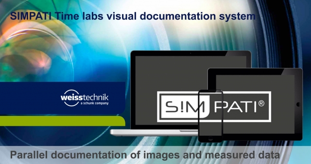 SIMPATI Time labs visual documentation system