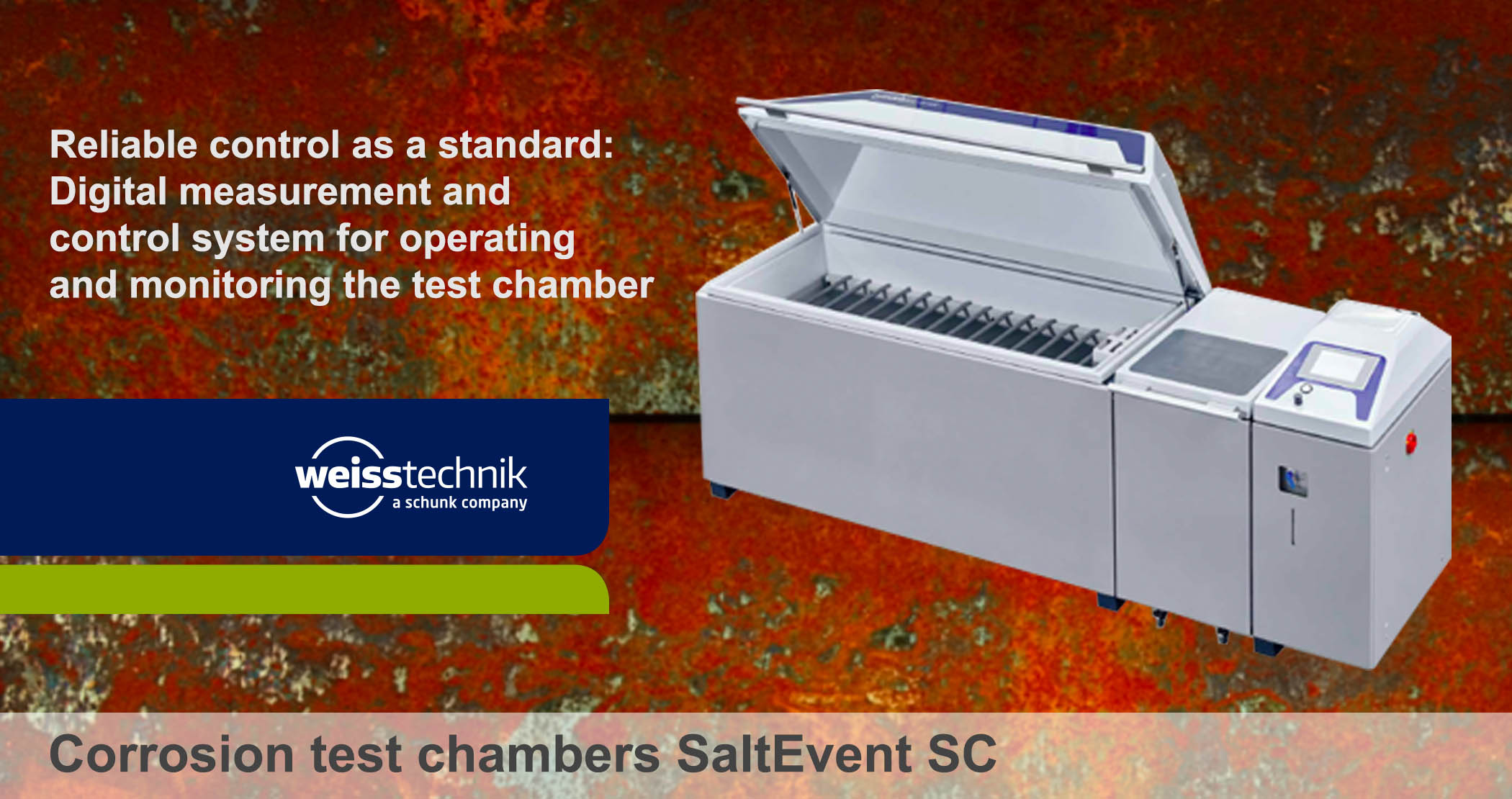 Corrosion Test Chamber : Corrosion alternating test chambers saltevent sc