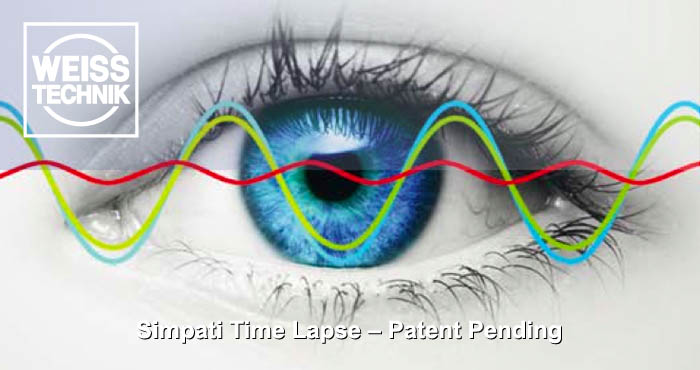 Simpati Time Lapse, Weiss patent