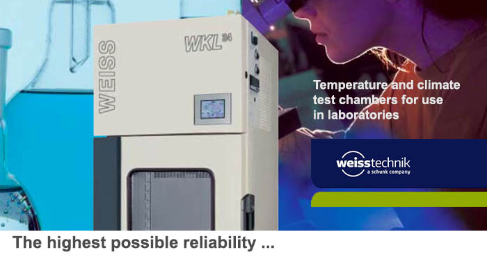 WTL, WKL, temperature and climate test chambers
