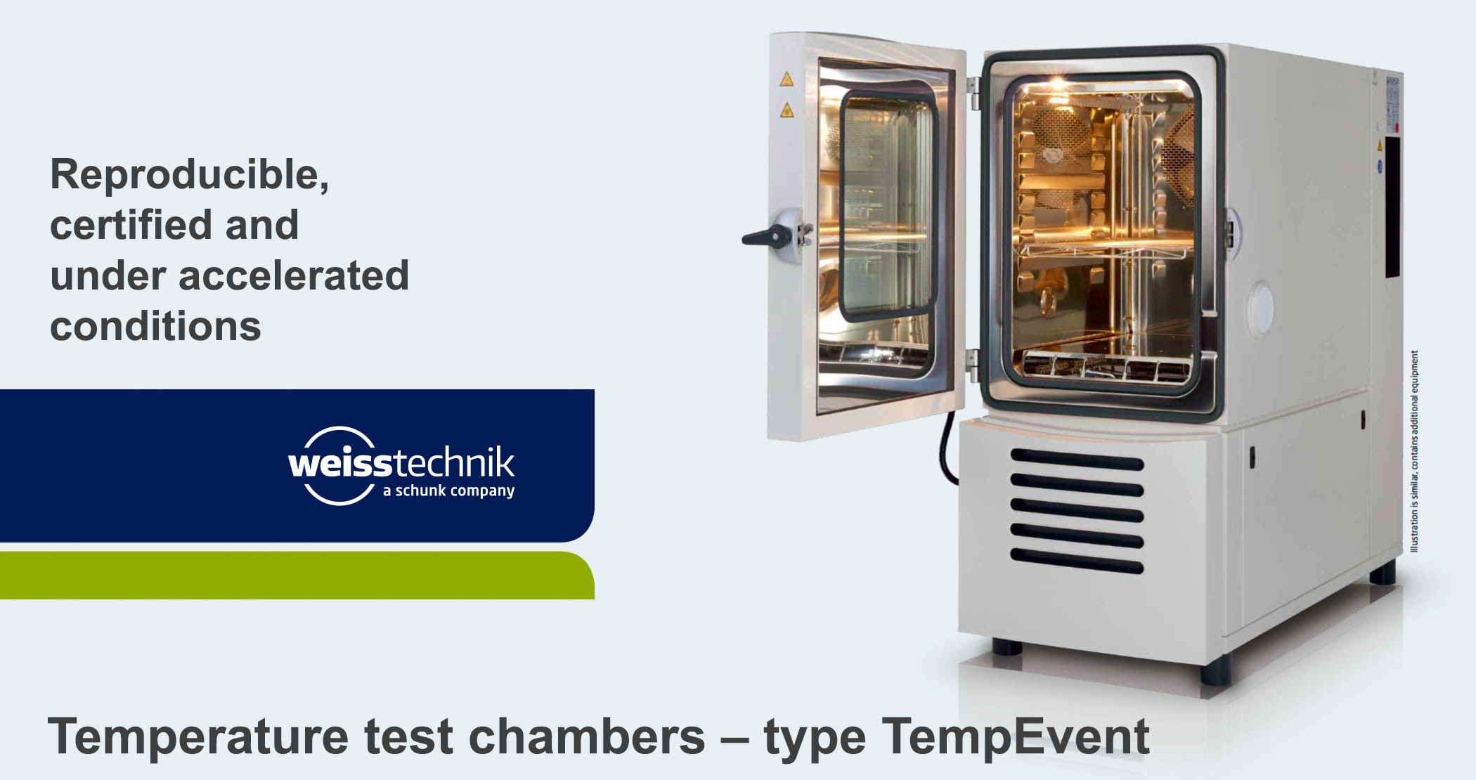 Temperature test chambers TempEvent_1
