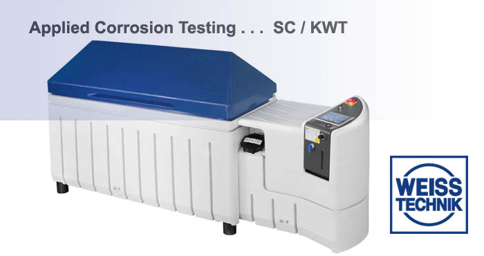 SC-KWT, Corrosion test chamber