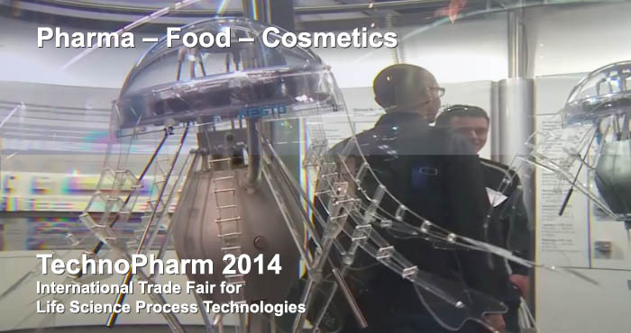 TechnoPharm 2014 - International Trade Fair for Life Science Process Technologies 2
